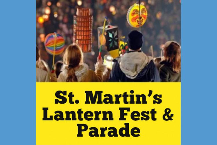 St. Martins Day Lantern Parade Nov. 11th