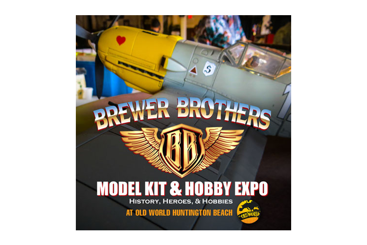 Model Kit Expo -  Aug. 18th