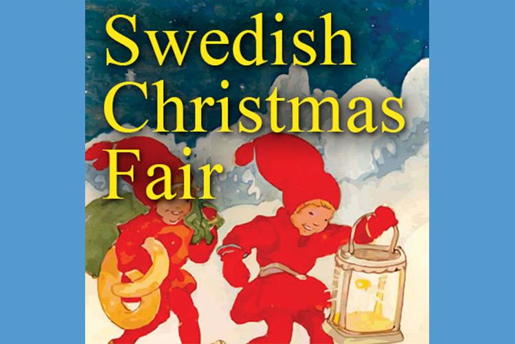 Swea Swedish Christmas Bazaar Nov. 24th
