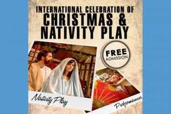 Nativity Play Sunday, December 15th