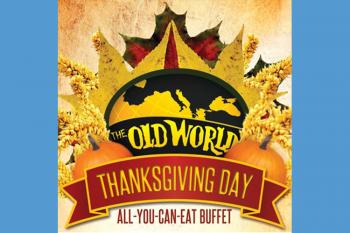 Thanksgiving Dinner Thursday Nov. 28th